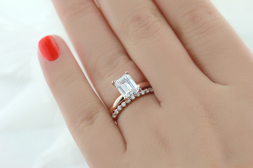 Mia Engagement Ring