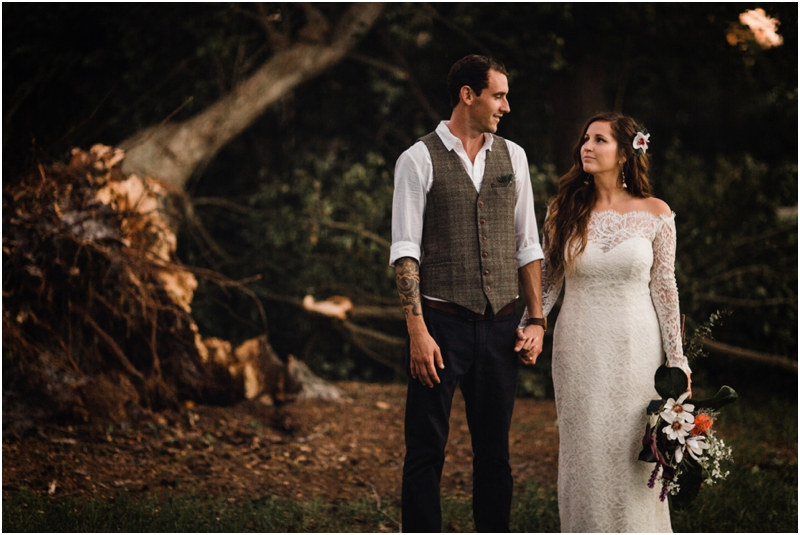 5 Reasons This Couple was Grateful for their Disaster Wedding